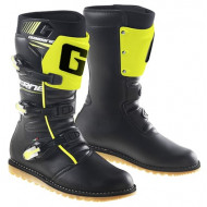 GAERNE TRIAL BOOTS BALANCE CLASSIC (BLACK * BLACK/YELLOW FLUO) (38 * 39 * 40 * 41 * 42 * 43 * 44 * 45 * 46 * 47 * 48 * 49) 2532-001