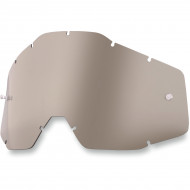 100% SMOKE REPLACEMENT LENS FOR 100% OFFROAD GOGGLES 51001-007-02