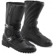 GAERNE ADVENTURE TOURING BOOTS G-MIDLAND GORE-TEX BLACK (39 * 40 * 41 * 42 * 43 * 44 * 45 * 46 * 47 * 48) 2528-001