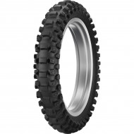 DUNLOP TIRE GEOMAX MX33 REAR 110/90-19 62M NHS 636097