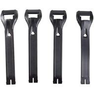 GAERNE FOUR SHORT STRAPS (BLACK * WHITE) 4646-001