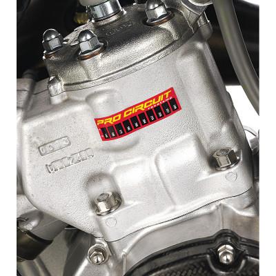 PRO CIRCUIT THEMPERATURE STRIPS ENGINE HEAT PC4019-0000