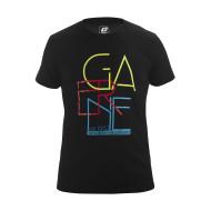 GAERNE G.AT YOUT FEET T-SHIRT MAN (BLACK * WHITE) (XS * S * M * L * XL) 4215-001