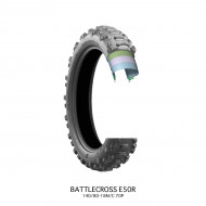 BRIDGESTONE E 50 R EXT 140/80-18 70MT 17418