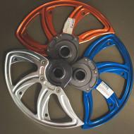 Front Brake Rotor Guard KTM EXC/EXC-F Husqvarna TE/FE Sherco 2000-2021 01030