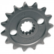 JT SPROCKETS FRONT REPLACEMENT SPROCKET 14 TEETH 420 PITCH NATURAL STEEL JTF546.14