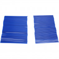 EMGO SPOKE COVERS BLUE 16-26095