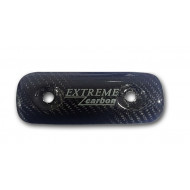 EXTREMECARBON Pipe Guard SHERCO SEF 250/300/450 FACTORY 2014-2018 BLUE/CARBON 02.C.06.E.0002 BLUE