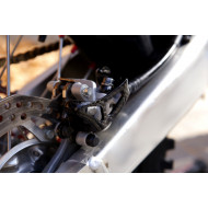 EXTREMECARBON Rear Break Calliper HONDA CRF 250 RX ENDURO 2019-2020 CARBON 15.C.07.E.0001-CRF250RX