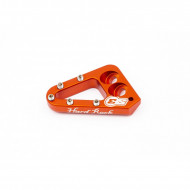 S3 Hard Rock brake pedal tip multiple colors - KTM / Husqvarna 2017 and newest  ( BP-1299-B 41800060 )