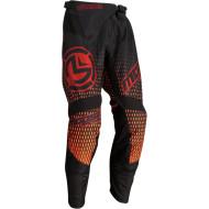 MOOSE RACING SOFT-GOODS Qualifier Pants (Black/Gray * Green/Black * Blue/White/Red * Black/Red * Orange/Black * Navy) (28-54) 2901-9143