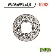 NG 9282 fixed round brake disc 350282