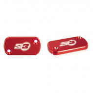 S3 MC Cover Trial and Enduro S3 Braktec/AJP Small (RED * BLACK * BLUE) MC-AJP-SMALL