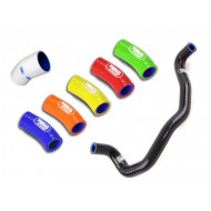 SAMCO Radiator Hoses Thermostat Bypass (Orange * Black * White * Blue) - 2 Hoses KTM 13400062