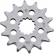 JT SPROCKETS JTF565.14SC FRONT SELF CLEANING SPROCKET 14 TEETH 520 PITCH NATURAL STEEL JTF565.14SC