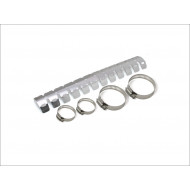 DRC 2Cycle Universal Ex-Pipe Guard Ti-Color D31-01-130 4547836122187