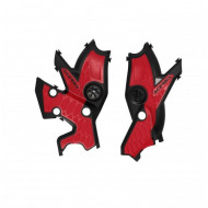 ACERBIS X-GRIP FRAME PROTECTOR YAMAHA (BLACK/SILVER * BLACK/BLUE * BLACK/RED) AC 0024666